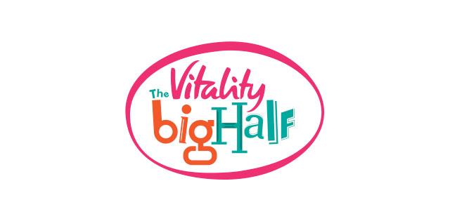THE VITALITY BIG HALF  Marathon 2019