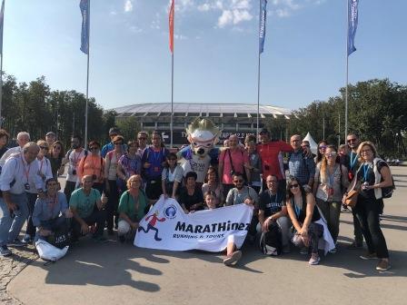 MARATON MOSCÚ 2019