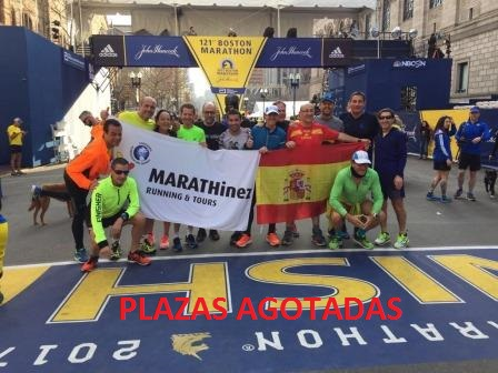 MARATÓN DE BOSTON 2020