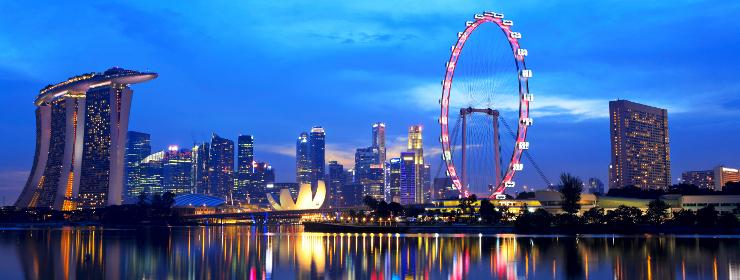 SINGAPUR-GRANDE