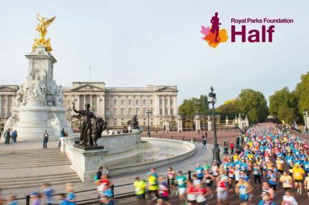 Royal Park  Half Marathon 2019