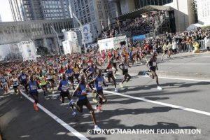maratón tokio 2