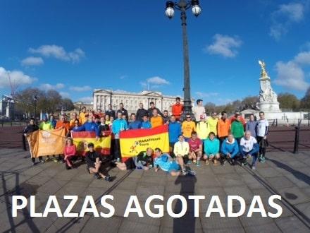 MARATÓN DE LONDRES 2017