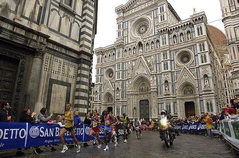 Maratón Florencia 2016