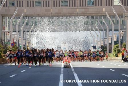 MARATÓN  TOKIO 2018